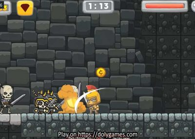 Knights Diamond Adventure PLAY FREE DolyGames 10