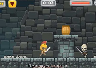 Knights Diamond Adventure PLAY FREE DolyGames 11