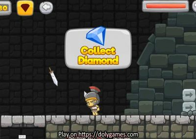 Knights Diamond Adventure PLAY FREE DolyGames 3
