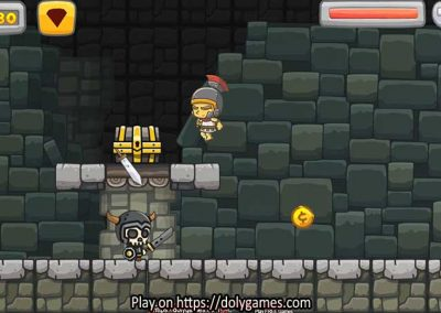 Knights Diamond Adventure PLAY FREE DolyGames 4