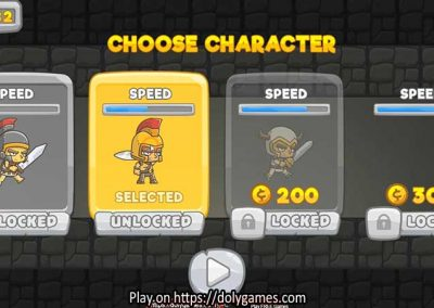 Knights Diamond Adventure PLAY FREE DolyGames 5
