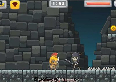 Knights Diamond Adventure PLAY FREE DolyGames 6