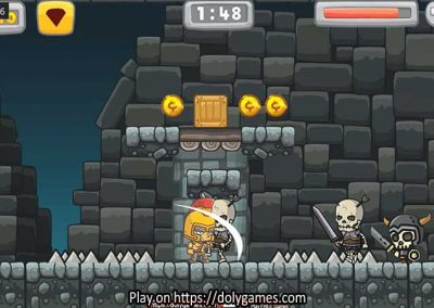 Knights Diamond Adventure PLAY FREE DolyGames 7
