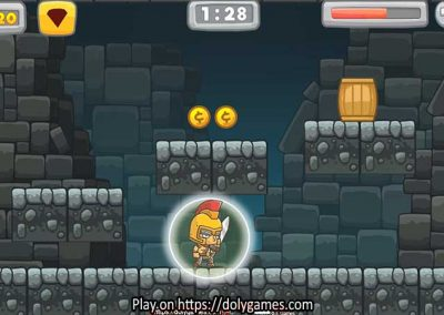 Knights Diamond Adventure PLAY FREE DolyGames 8