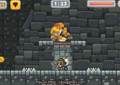 Knights Diamond Adventure PLAY FREE DolyGames 9