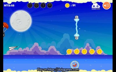 PAPER SURVIVE – Flying Auto Runner – PLAY FREE (Not for Safari)