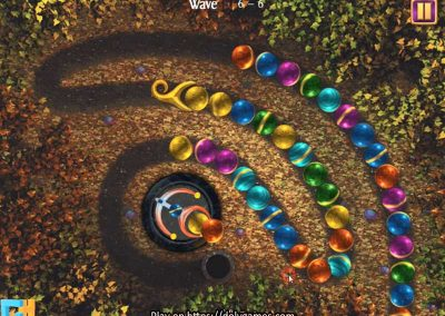 Sparkle 2 match3 PLAY FREE online at DolyGames 12