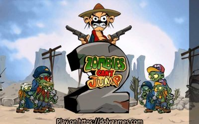Zombies Can't Jump 2 – PLAY FREE