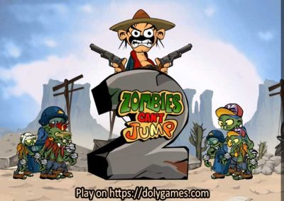 Zombies-Can't-Jump-2-shooter-DolyGames-1