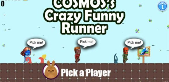 COSMOS's Crazy Funny Runner v1.3 – PLAY FREE
