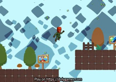 COSMOS's Crazy Funny Runner v1.3 Play Free DolyGames 3