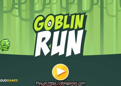 GOBLIN RUN Platform Runner Play Free at DolyGames 1