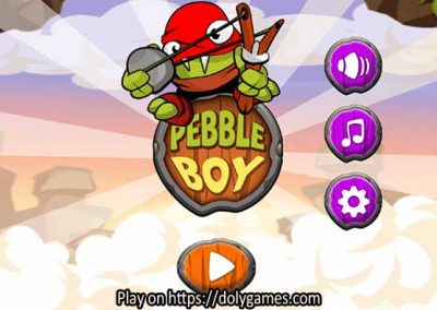 Pebble Boy - Matching Game - PLAY FREE 1