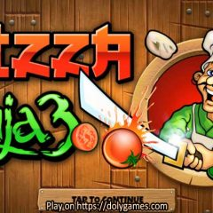 Pizza Ninja 3 – PLAY FREE
