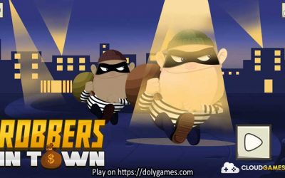 Robbers in Town – PLAY FREE