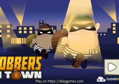 Robbers in Town - PLAY FREE 1