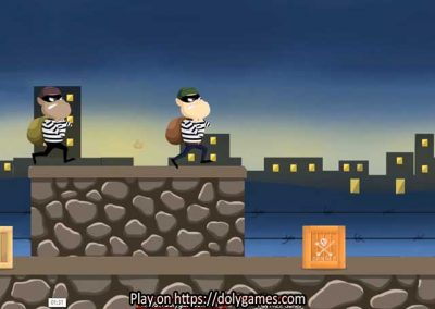 Robbers in Town - PLAY FREE 3