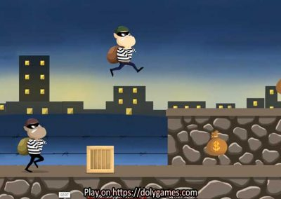 Robbers in Town - PLAY FREE 4