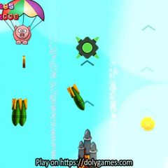 COSMOS's Falling Piggy Arcade Game – PLAY FREE