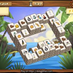 Treasure Island – Mahjong – PLAY FREE