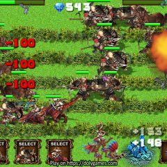 COSMOS's Crystal Wars v1.0 – Strategy Game – PLAY FREE