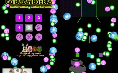 COSMOS's Guide Zen Bubbles v2 – PLAY FREE