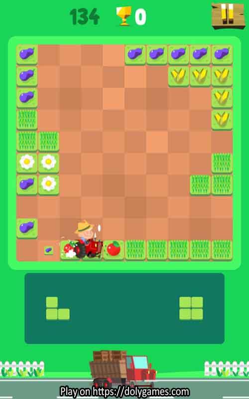 Tetris 10x10